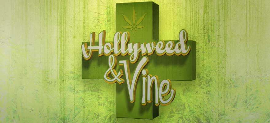 "Logo Design ""Hollyweed & Vine"""