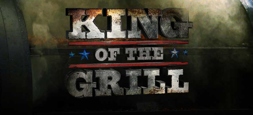 "Logo Design ""King of the Grill"""