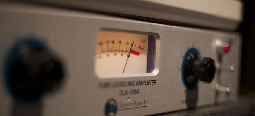 Analog Tube Amplifier