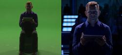 Visual FX & Green Screen Composite