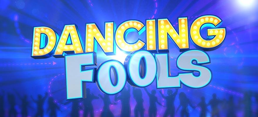 """Logo Design """"Dancing Fools"""""""