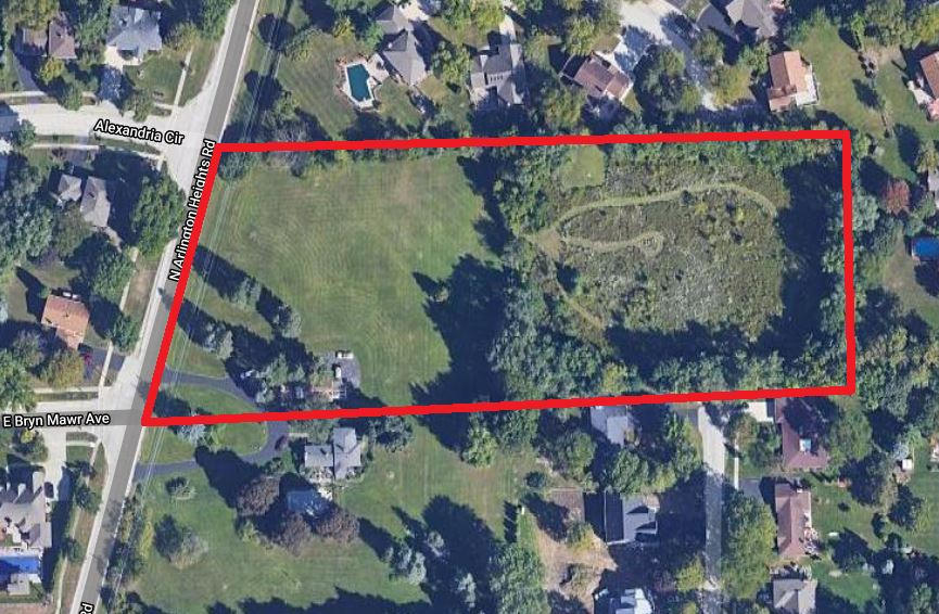 4.75 Acres +/- Available in Itasca, IL