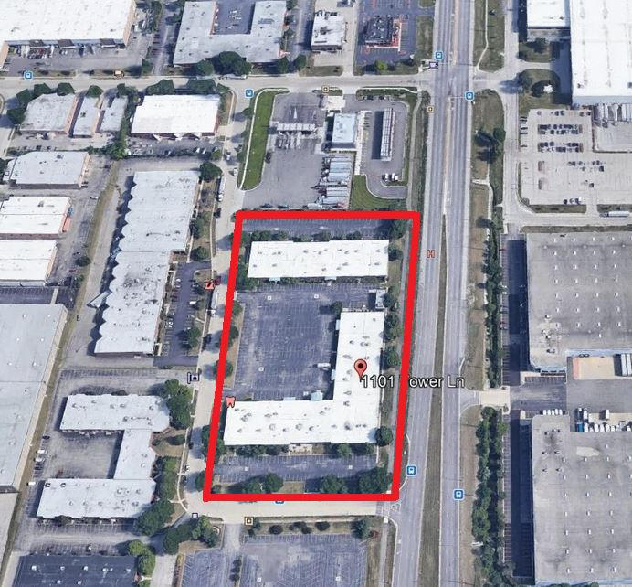 6.73 Acres +/- Available in Bensenville, IL