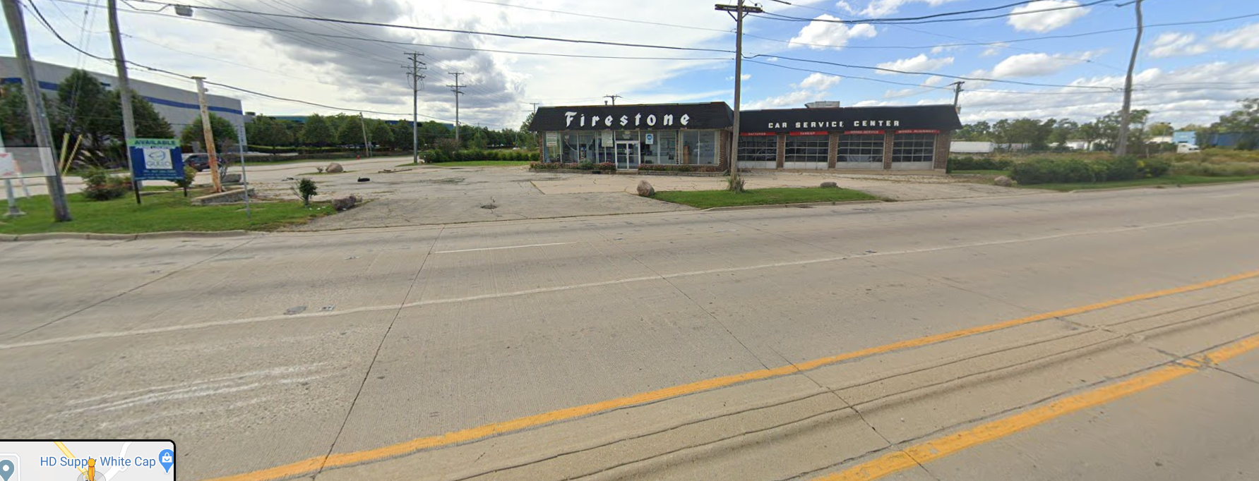 Existing Firestone Building