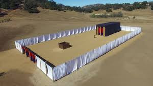 The Israelite Tabernacle at USC'S Office of Religious Life
