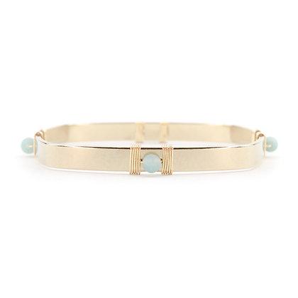 Bracelet AYA Bleu