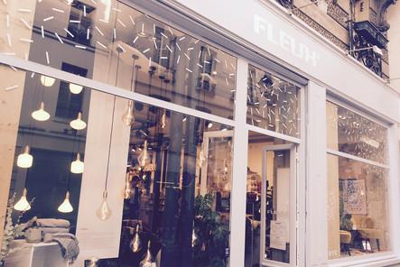 Les bijoux AMOODZ CHEZ FLEUX Concept Store