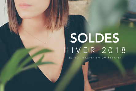 SOLDES • SOLDES • SOLDES