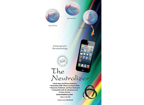 EMF PROTECTION - The Neutralizer (pack of 3)