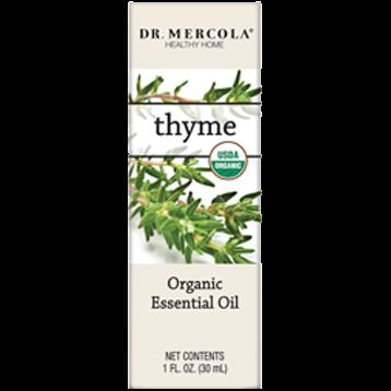 Organic Thyme Oil 1 fl oz