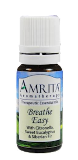 Breathe Easy Organic 10ml