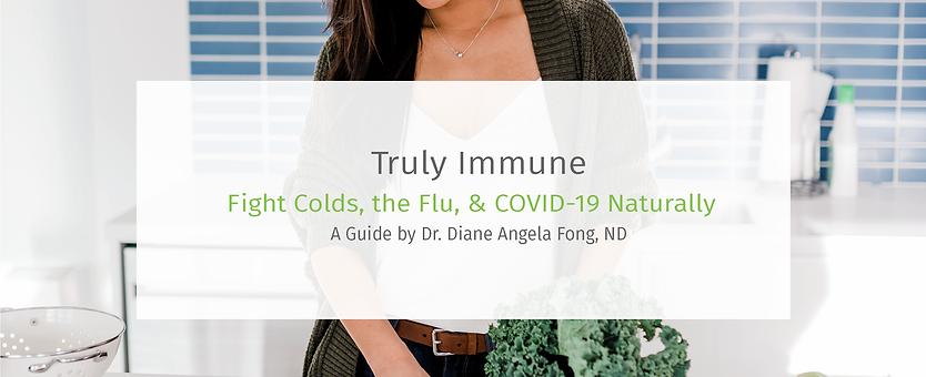 Truly Immune Mini Guide Booklet