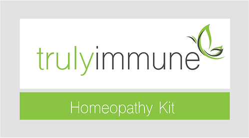 Homeopathy Kit