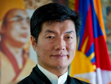 President of Central Tibetan Administration Endorses the Long Walk