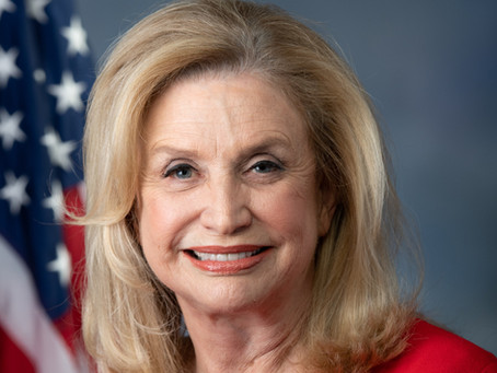 Congresswoman Carolyn B. Maloney Expresses Support for The Long Walk for Freedom