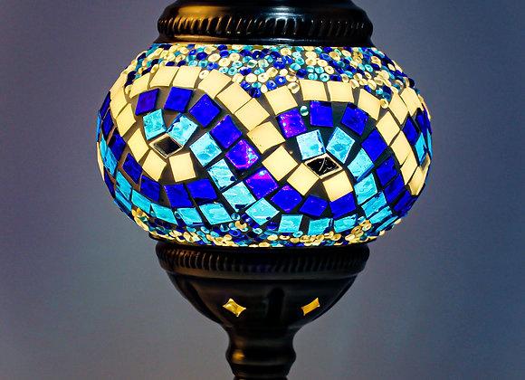 Mosaic Table Lamp Home Kit #9