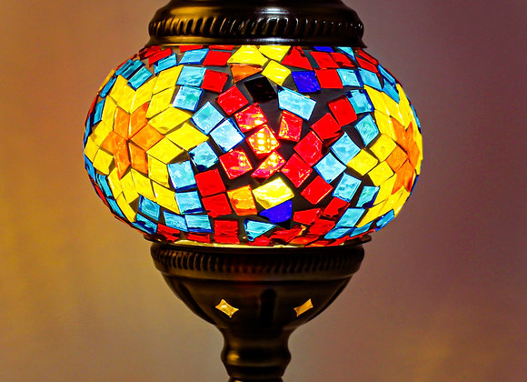 Mosaic Table Lamp Home Kit #20