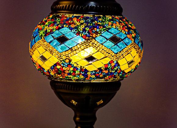 Mosaic Table Lamp Home Kit #10