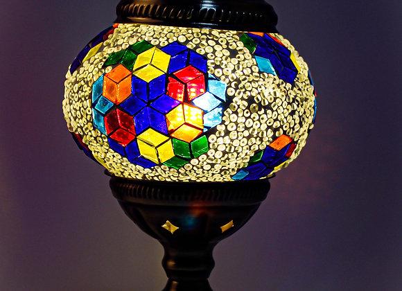Mosaic Table Lamp Home Kit #12
