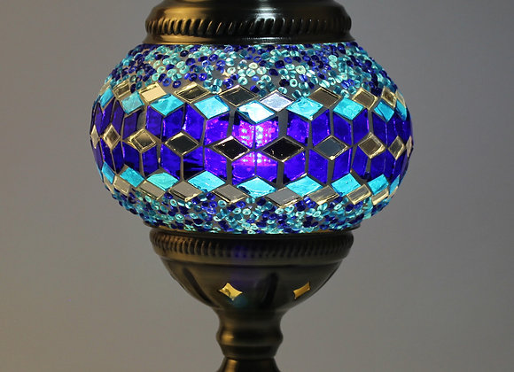 Mosaic Table Lamp Home Kit #14