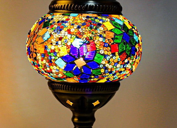 Mosaic Table Lamp Home Kit #13