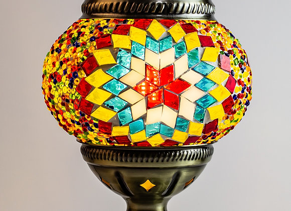 Mosaic Table Lamp Home Kit #4
