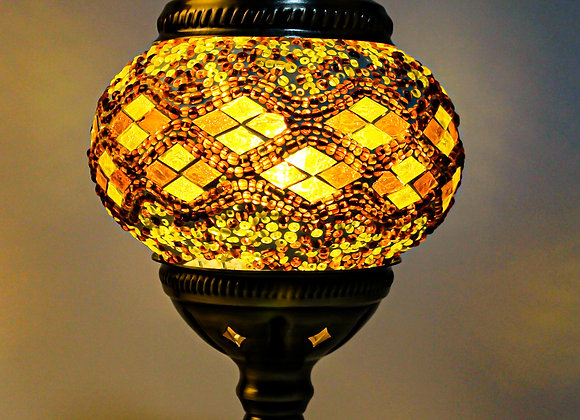 Mosaic Table Lamp Home Kit #11