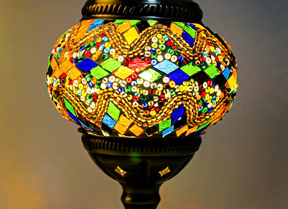 Mosaic Table Lamp Home Kit #16