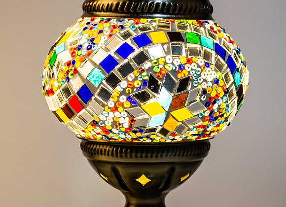 Mosaic Table Lamp Home Kit #5