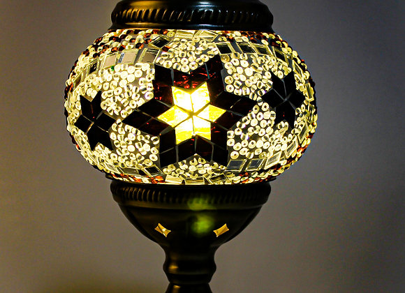 Mosaic Table Lamp Home Kit #8
