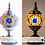Thumbnail: Mosaic Table Lamp Home Kit #2