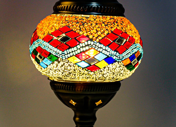 Mosaic Table Lamp Home Kit #18