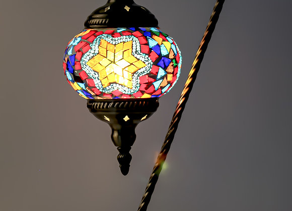 Mosaic Swan Lamp Home Kit #17