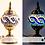 Thumbnail: Mosaic Table Lamp Home Kit #9
