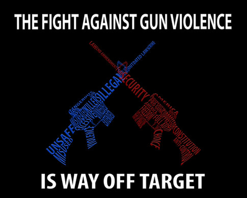 End Gun Violence Artwork