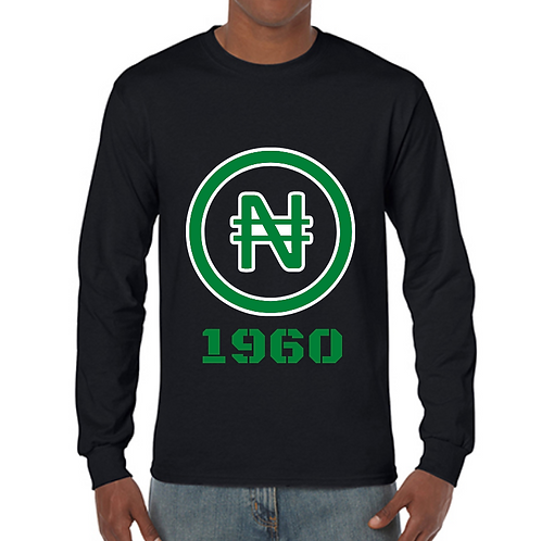 NAIRA - 1960 (Long Sleeve) - MEN