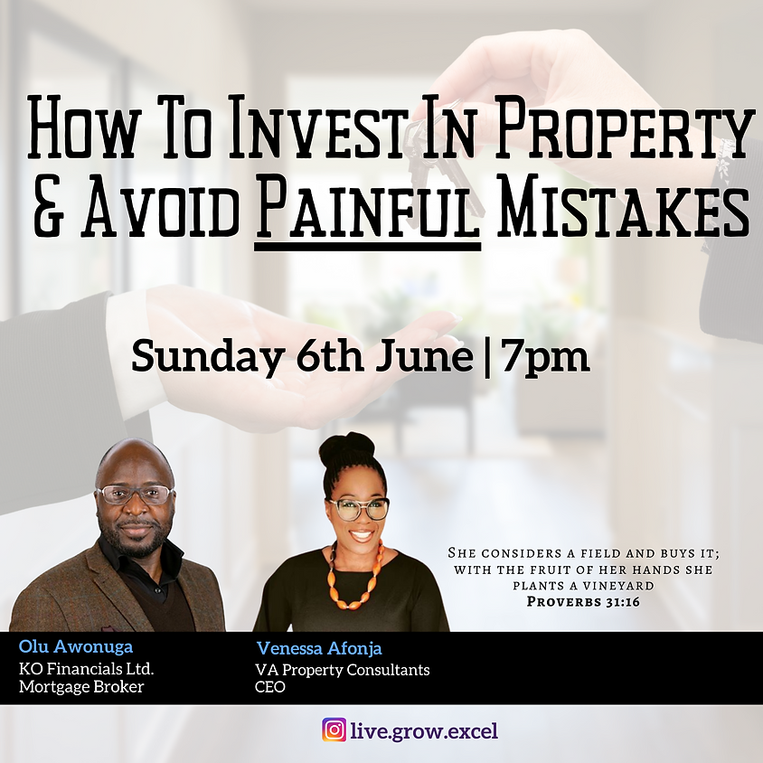 Investing in Property the RIGHT WAY