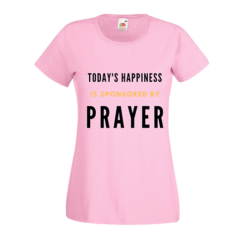 SPONSORED PRAYER