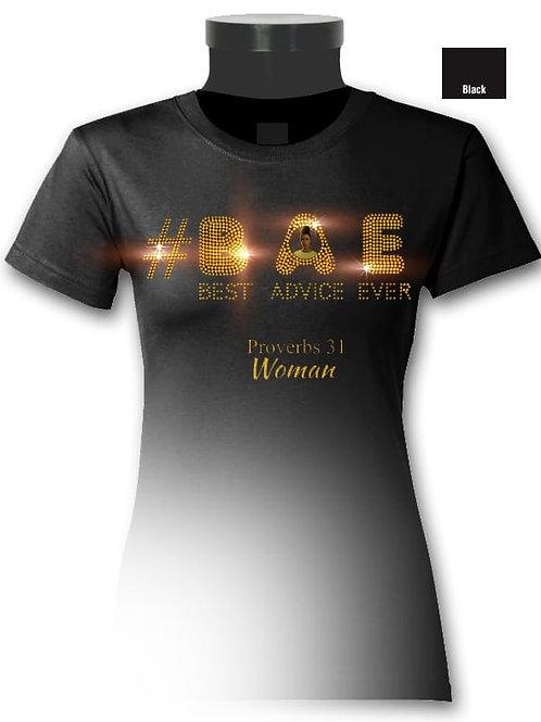 BAE Crystallised Tshirt