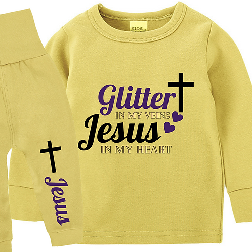 Glitter for Jesus Loungewear