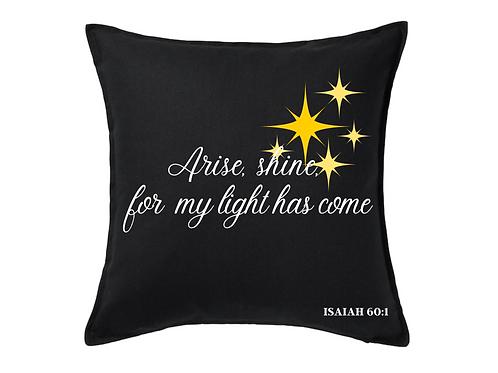 Arise'n'Shine Pillow