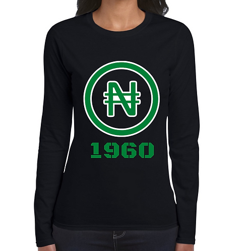 NAIRA - 1960 (Long Sleeve)