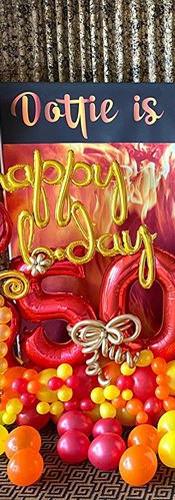 Cafecito Events   Organic Balloon Garland