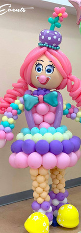 Cafecito Events | Balloons Characters