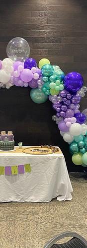 Cafecito Events   Organic Balloons Galand