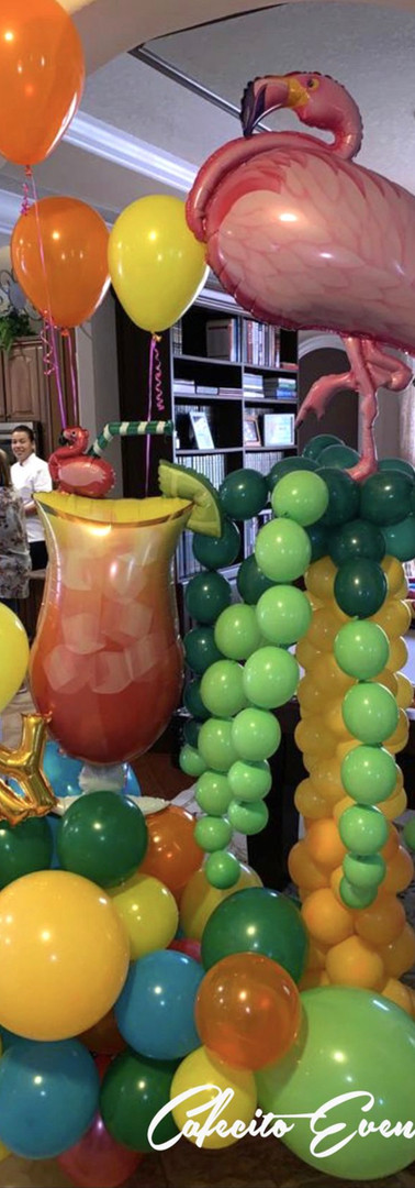 Cafecito Events   Balloons Arragements