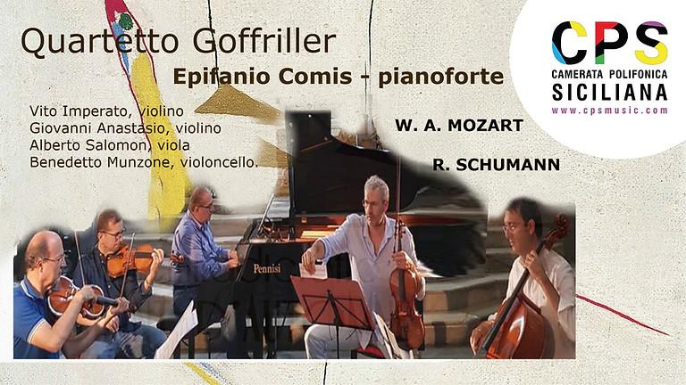 EPIFANIO COMIS e GOFFRILLER ENSEMBLE
