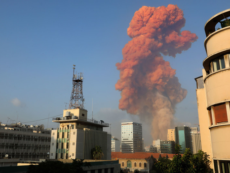 The Beirut Blast