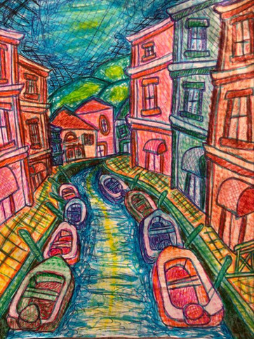 The Streets of Color