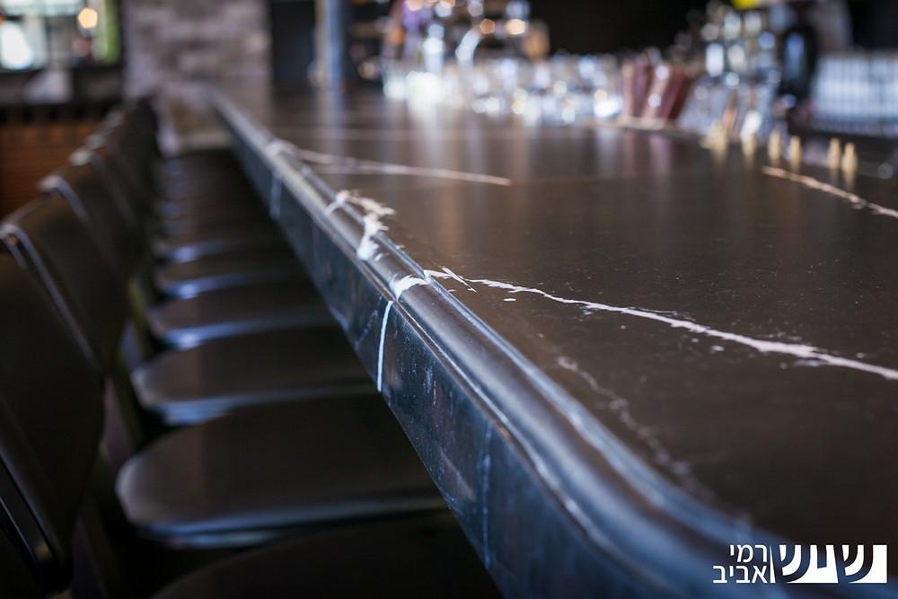סייליסטון דגם אטרנל מרקווינה שחור בצילום תקריב
